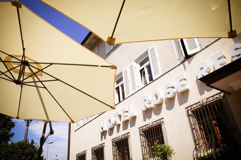 Hotel Rose mit Sterneküche in Bietigheim